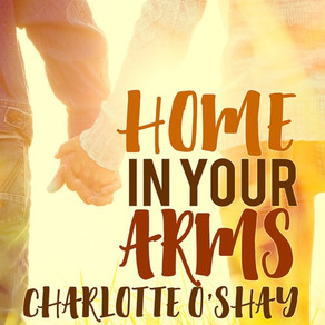 New Release | Home in Your Arms by @charlotte_oshay #romance #newrelease #bookboost #giveaway
