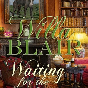 Waiting for the Laird by Award-Winning Bestseller @WillaBlair is a Trick or Treat Book Bonanza Pick