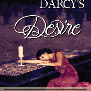 Vampire Darcy's Desire by @reginajeffers is a Trick or Treat Bonanza pick #paranormal #giveaway