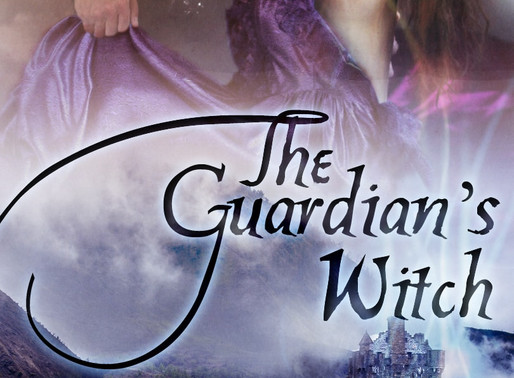 She sees great love with him but fears what he would think of her gift. . . The Guardian's Witch by