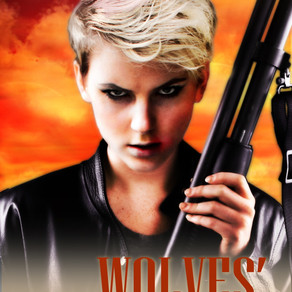 Lori Hasn't Failed in a Mission, yet... Wolves' Gambit by @PJMacLayne #paranormalromance #sh