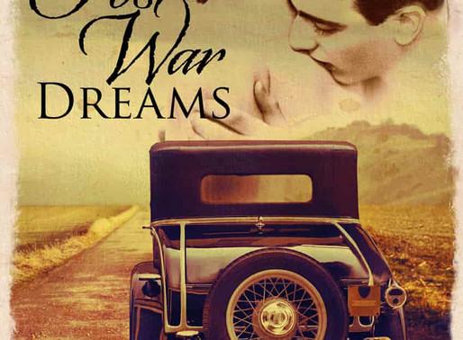 Celebrate Ireland with Post-War Dreams by @brendawhitesid2 #historicalromance #giveaway #Irish