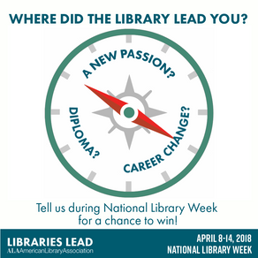 MRS N Shares How Libraries Changed Her Life for the Better! #NationalLibraryWeek #librarieslead #Fri