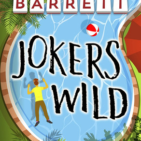 Jokers Wild by @bbarrettbooks is a Cozy Mystery Event pick #cozymystery #giveaway #mustread