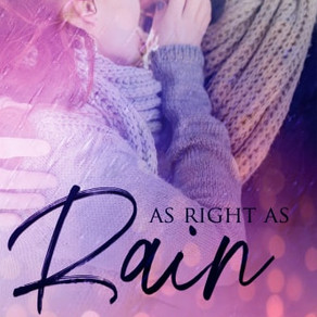 Will She Reveal Her Big Secret to Eli and Open Her Heart to Love? As Right as Rain by @JMMaurer1 #NA