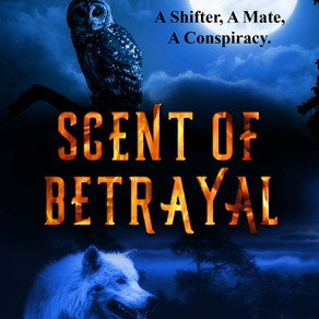 Book Review | Scent of Betrayal by @DeniseCarbo #paranormalromance #shifter #romance #bookreview