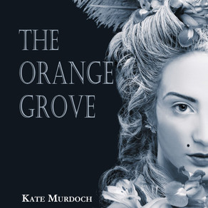 Book Recommendation | The Orange Grove by Award-Winning Author @KateMurdoch3 #historicalfiction  #bo