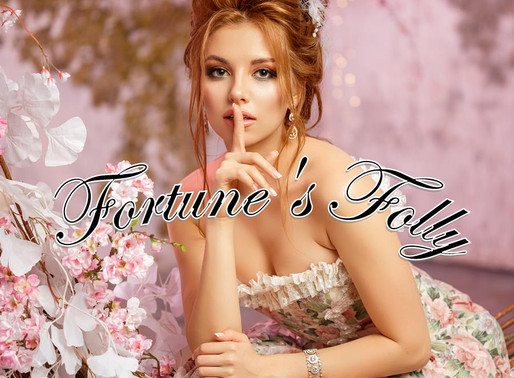 Celebrate Ireland with Fortune's Folly by @CatDubie #historicalfiction #romance #giveaway