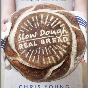 Slow Dough: Real Bread (Bakers' secrets for making amazing long-rise loaves at home) by Chris Yo
