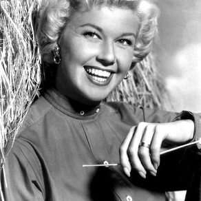 Inspirational Thought | Wisdom quotes from the unflappable Doris Day #wednesdaywisdom #quotes #inspi