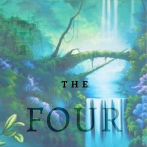Book Recommendation + Giveaway | The Four: Destruction of Honor by @Mejuarian_Queen #epicfantasy