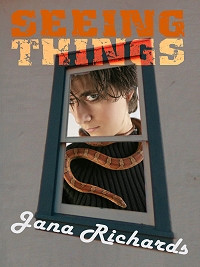 Seeing Things by @JanaRichards_ is a Trick or Treat Bonanza pick #paranormal #giveaway #romance