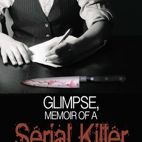 Book Review   Glimpse, Memoir of a Serial Killer (Deadly Glimpses Book 1) by @StephenBKing1 #thrille
