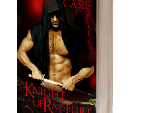 He Knew Dark Magick Would Test Her, Change Her... Knight of Rapture by USA Today Bestseller @RuthACa