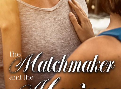 The Matchmaker and The Marine by @LucindaRace is a Super Reads Bookish Event pick #romance #giveaway