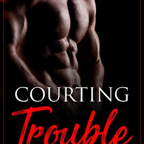 Courting Trouble by RITA Finalist @KDean_writer is a Binge-Worthy Book Festival Pick #eroticromance