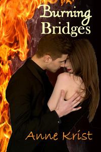 Burning Bridges by Anne Krist @deesknight is a Shake Off Winter Doldrums Festival Pick #romance