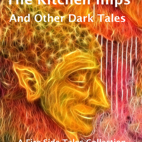 What Happens to the Missing Socks? The Kitchen Imps and Other Dark Tales by A. L. Butcher @Libraryof