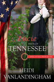 Discover historical western with Lucie: Bride of Tennessee by @HVanlandingham #romance #giveaway