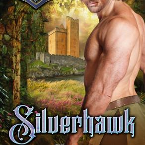 Silverhawk (Knights of Destiny) by @BarbaraBettis is a Trick or Treat Book Bonanza Pick #medieval #g