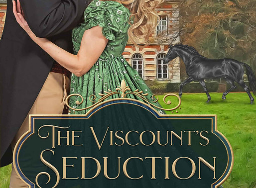 Celebrate Ireland with The Viscount's Seduction by USA Today Bestseller @AlinaKField #regency