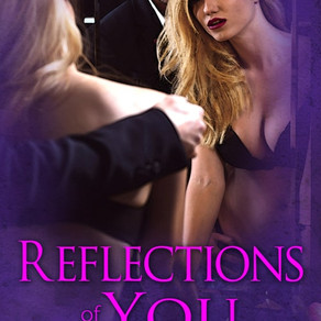Reflections of You by @marietuhart is a Snuggle Up Readathon Pick #eroticromance #BDSM #giveaway