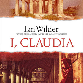 """Magnificent and should be read by everyone with a pulse."" I, Claudia by @linwilder #histo"