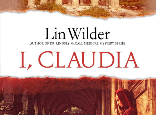 I, Claudia: A Novel of the Ancient World by Award-Winning Author @LinWilder is a Christmas and Holid