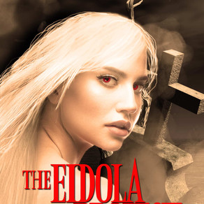 The Eidola Project by @RobertHerold666 is a Scary Reads for Halloween pick #supernatural #99cents