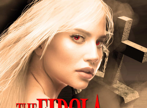The Eidola Project by @RobertHerold666 is a Trick or Treat Bonanza pick #paranormal #giveaway