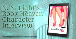 Character Interview | Meet Sunny from Middle Ageish by @mylifeasadate #romanticwomensfiction #books