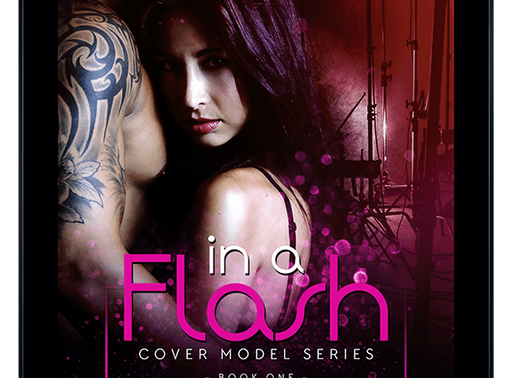 In a Flash, Cover Model Book 1 by @LauraMBaird is a Snuggle Up Readathon Pick #romance #sexyromance