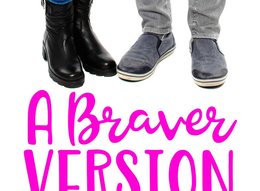 A Braver Version of Me by @CindyRayHale is a YA Bookish Event pick #yalit #sweetromance #giveaway
