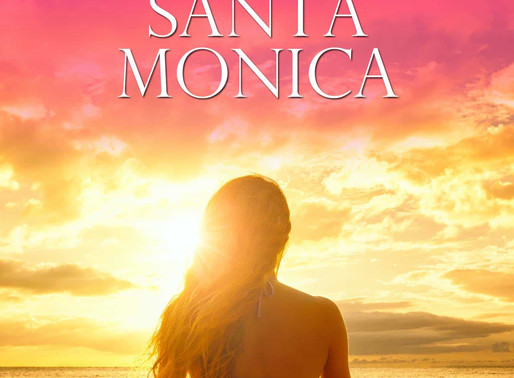 That April in Santa Monica by Award-Winning Author @DeBloisMelody is a New Year New Books Pick