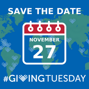 Today is #GivingTuesday. . . what will you give? #inspiration #giving #charities