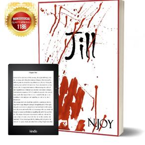 What If Jack the Ripper Was A Woman? Jill by N. Joy @BaglowNickie #crimefiction #bookstagram #suspen