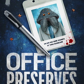 Book Review | Office Preserves (Preserve Series Book 1) by Galen Surlak-Ramsey @GSurlak #scifi #humo
