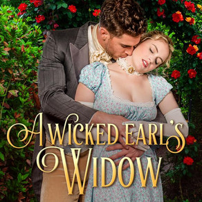 Book Review | A Wicked Earl's Widow by Award Winning @Aubreywynne51 #bookreview #historicalroman