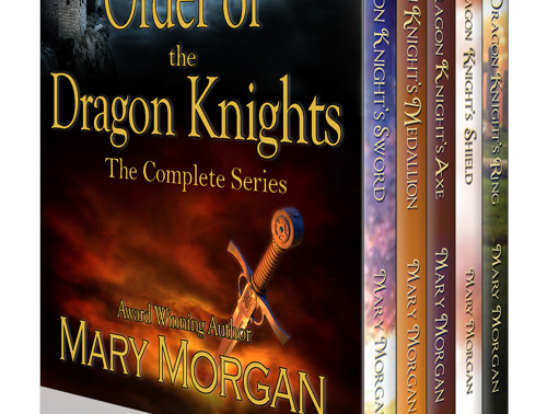 Great book for less than a buck: Order of the Dragon Knights by @m_morganauthor #99cents #romance