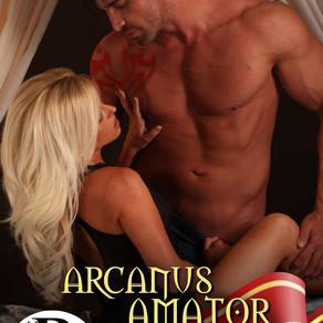 Arcanus Amator by @ElyzabethVaLey is a Trick or Treat Bonanza pick #fantasyromance #pnr #giveaway