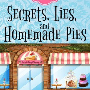 Secrets, Lies, and Homemade Pies... by @EmmaAmes11 is a Trick or Treat Bonanza pick #mystery #books