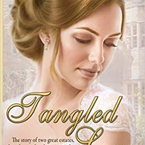 Book Review | Tangled Love by @writerinagarret #historicalromance #bookreview #romance