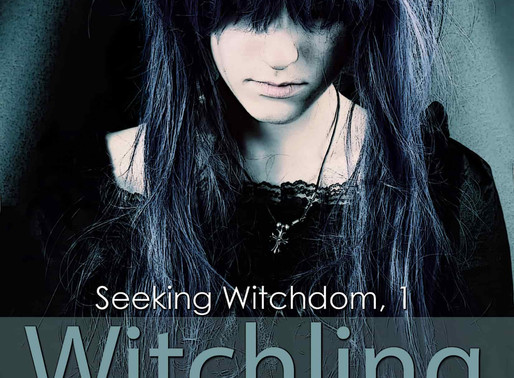 Witchling Summoned by @maddiejames is a Trick or Treat Bonanza pick #paranormalromance #yalit #pnr