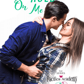 Teddy Brewster's Hold on Me (Pacifica Academy Drama Book 3) by Christine Miles is a Trick or Treat B