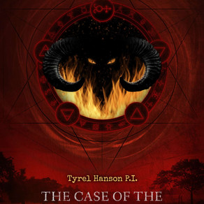 Tyrel Hanson P.I. : The Case of the Hundun by Bestseller @CatherineMilos is a Trick or Treat Book Bo