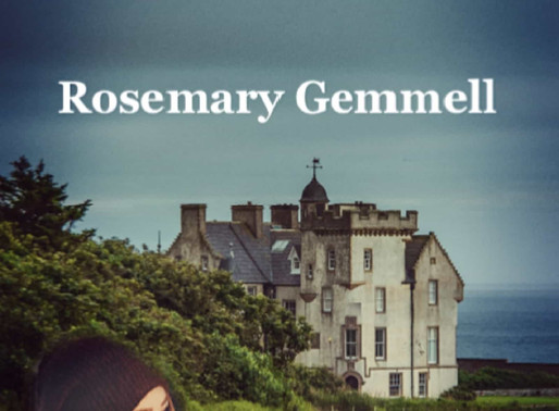 Highcrag by @RosemaryGemmell is a Trick or Treat Book Bonanza Pick #gothic #romanticsuspense #giveaw