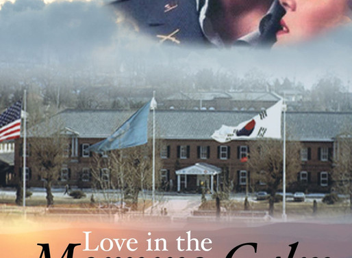 Celebrate Mothers with Love in the Morning Calm by @Judythe2 #militaryromance #mothersday #giveaway