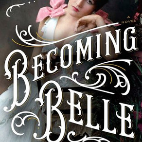 Becoming Belle by Nuala O'Connor @NualaNiC #hisfic #bookreview #becomingbelle #netgalley #newrel