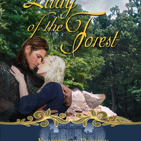 Celebrate romance with The Lady of the Forest by Award-Winning Author @BarbaraBettis #historicalroma