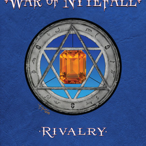 Book Review   War of Nytefall: Rivalry by @cyallowitz #vampires #bookreview #adventure